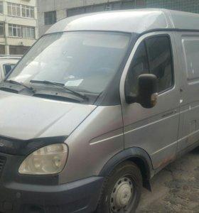 Соболь ГАЗ 2752