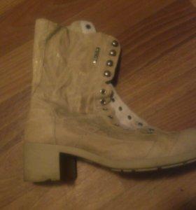 Ботинки Nero Giardini 38p.ITALY