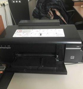 Epson l800 принтер