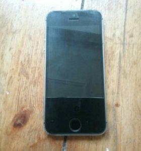 Бартер айфон 5s