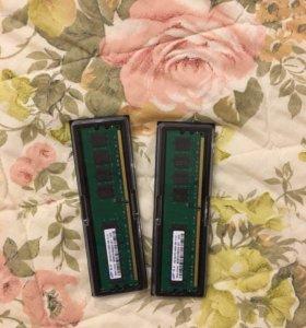 Оперативная память DDR2 4 GB