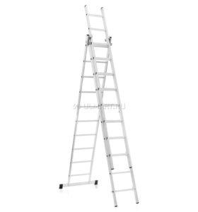 Лестница трехсекционная DOGRULAR 411310, 3x10