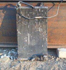 Продам радиатор кондиционера на паджеро2 v-21