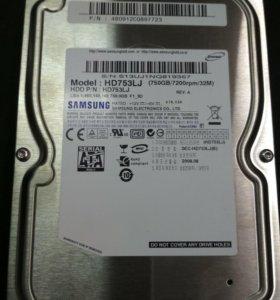 Жесткий диск Samsung F1 750гб.