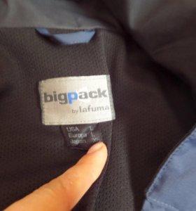 Спортивная фирменная куртка BigPack