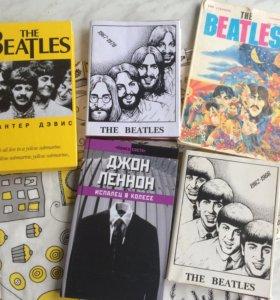 Книги о The Beatles + журнал
