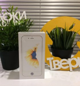 iPhone 6s 16gb золотой Gold no Touch ID