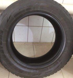 Шины Bridgestone blizzak 255/55-R19 (лепучка)