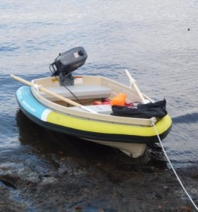 Моторная лодка WALKER BAY 8