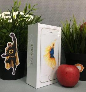 iPhone 6s 16gb золотой Gold