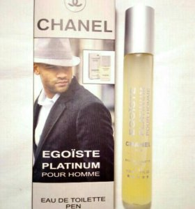 Chanel EGOISTE PLATINUM -35мл