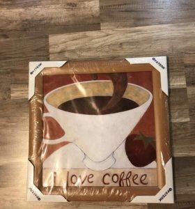 Картины кофе и чай