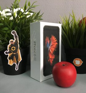 iPhone 6s 64gb чёрный Space Gray