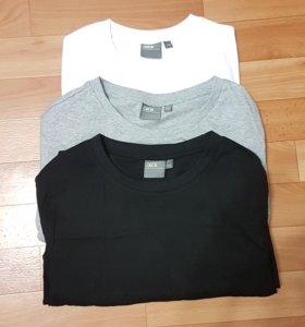 3 футболки ASOS