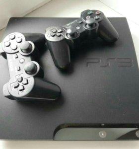 Sony Playstation 3 + игры