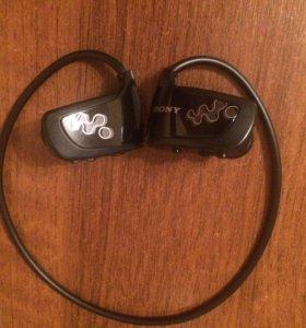 MP3-плеер Sony для спорта