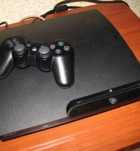 Sony PlayStation 3 +Камера +2муви+3диска
