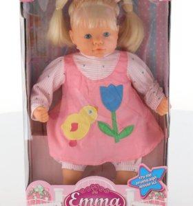 """Кукла FALCA """"Лаура"""": разговаривает. Новая"""