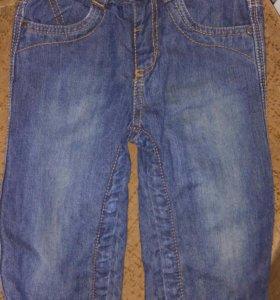Толстовка и джинсы на мальчика