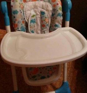 Детский стульчик для кормления Babyton