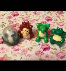 Мелкие игрушки / Киндер Сюрприз