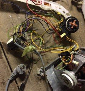 Двигатель от машинки автомат
