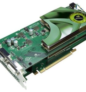 GeForce 7950 GX2 500Mhz PCI-E 1024Mb 512 bit