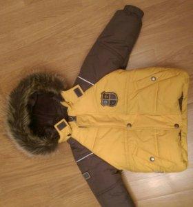 Куртка зимняя р. 86
