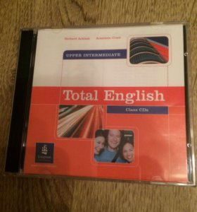 Total English Class CD Upper-Intermediate