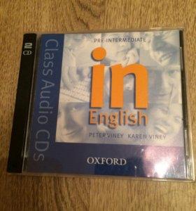 In English Class CD Pre-Intermediate