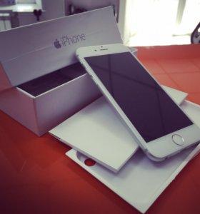 Apple iPhone 6 16Gb Серебро
