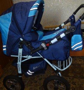 """Детская коляска-трансформер Viki """"Plus"""""""