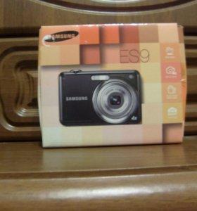 Фотоаппарат цифровой, чехол - подарок