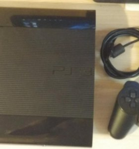 Sony PlayStation 3 Super Slim 12gb б/у