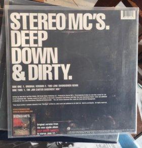 Stereo mc's, deep down and dirty, single