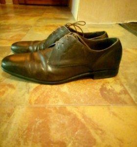 Мужские ботинки ZARA 40P