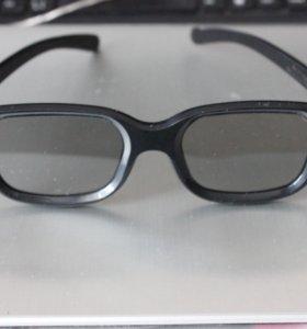 Очки для просмотра 3D изображений