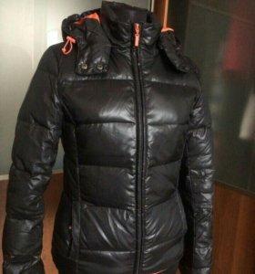Зимняя куртка р. 40-42