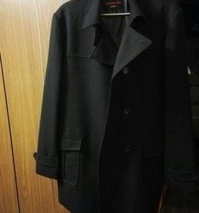 Мужское пальто(осень-весна)