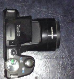 Фотоаппарат Canon SX500IS