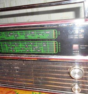 Радиоприемник вэф 202