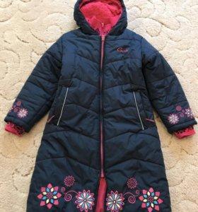 Пальто зимнее gusti 110