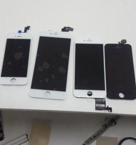 РЕМОНТ стекла IPhone, samsung