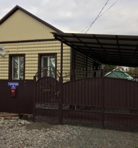 Дом, 58.7 м²