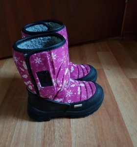 Обувь зима для девочки