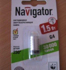 Светодиодная энергосберегающая лампа Navigator