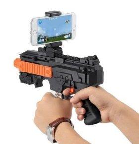 AR game GUN, автомат виртуальной реальности