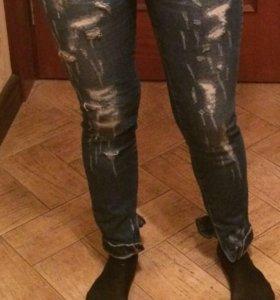 DG джинсы
