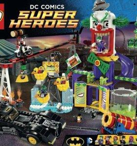 LEGO™ DC Comics Super Heroes Jokerland 76035