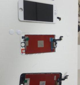 РЕМОНТ, замена дисплейного модуля IPhone, samsung